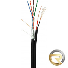 NETLAN EC-UF004-5E-PC035-PE-BK