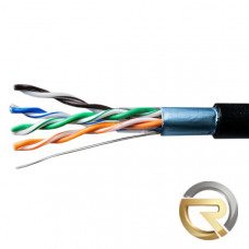 SUPRLAN Light FTP 5e 4x2xAWG25 Cu PE Out. 305м