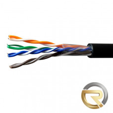 SUPRLAN Standard UTP 5e 4x2xAWG24 Cu PE Out. 305м (RUS)
