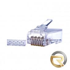 Коннекторы 8P8C UTP 6 3U (RJ-45) уп. 100шт