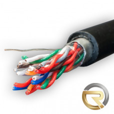 SUPRLAN FTP 5e 10x2xAWG24 Cu PE Out. 305м