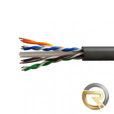 SUPRLAN Six UTP 6 4x2xAWG23 Cu PE Out. 305м