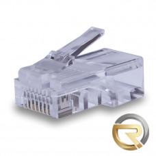 Коннекторы 8P8C UTP 5e 50U (RJ-45) уп. 100шт